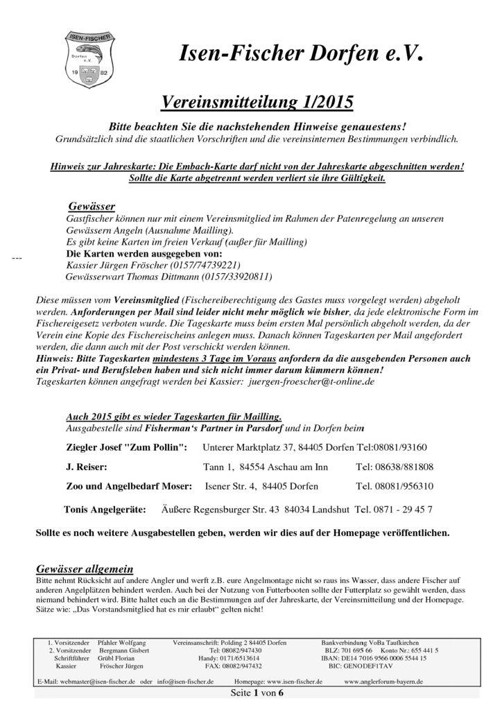 thumbnail of Vereinsmitteilung_2015