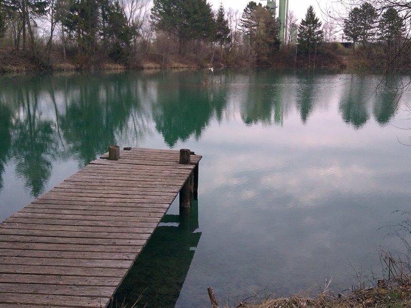 Insel und Kuttenweiher